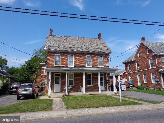 152 Allison Street N, GREENCASTLE, PA 17225 (#1001872378) :: Benchmark Real Estate Team of KW Keystone Realty