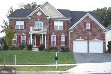 11405 Covered Bridge Court, GLENN DALE, MD 20769 (#1001883442) :: Blue Key Real Estate Sales Team
