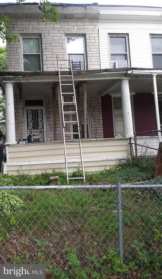 2033 Washington Street, BALTIMORE, MD 21213 (#1001892842) :: Colgan Real Estate