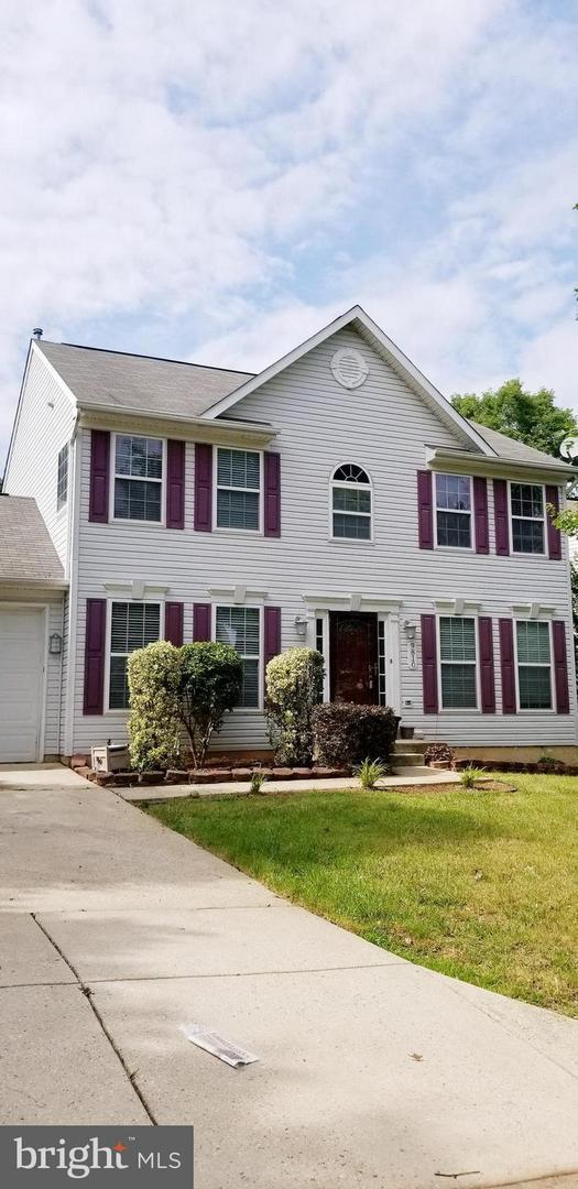 9810 Pheasant Run Court, LAUREL, MD 20708 (#1001918110) :: Blue Key Real Estate Sales Team