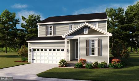 Wayland Manor Drive - Citrine, CULPEPER, VA 22701 (#1001923000) :: ExecuHome Realty