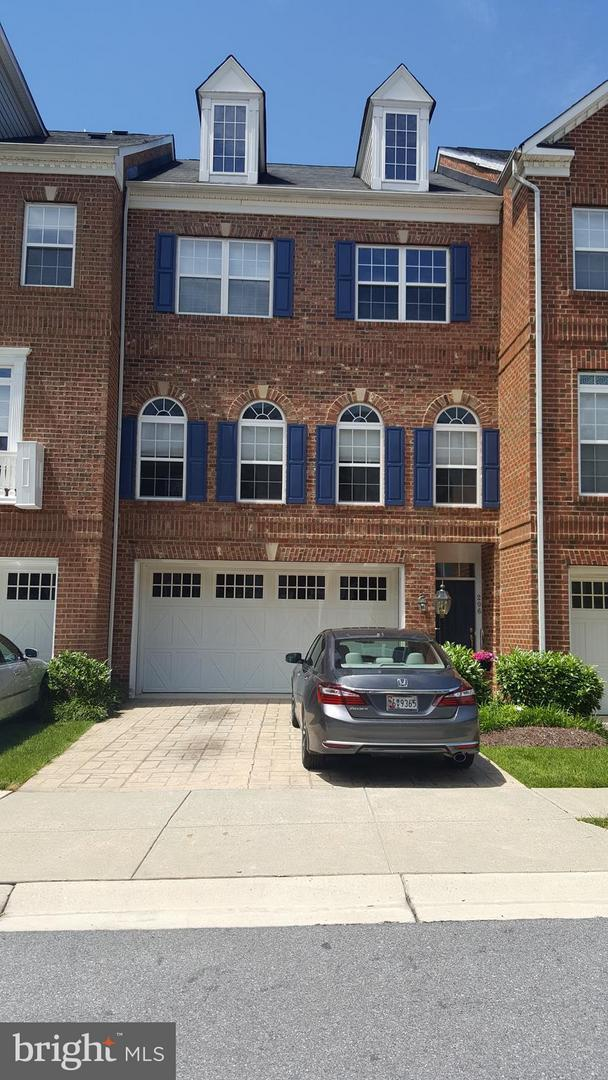 206 Burgundy Lane, ANNAPOLIS, MD 21401 (#1001928864) :: ExecuHome Realty