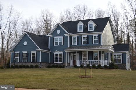 0 Fleetwood Drive, NOKESVILLE, VA 20181 (#1001932948) :: Colgan Real Estate