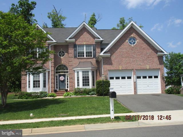 14110 Baneberry Circle, MANASSAS, VA 20112 (#1001937748) :: Colgan Real Estate