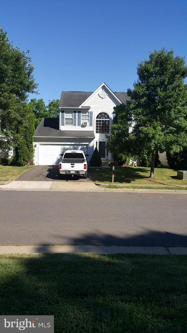 725 Monument Lane, CULPEPER, VA 22701 (#1001949966) :: Great Falls Great Homes