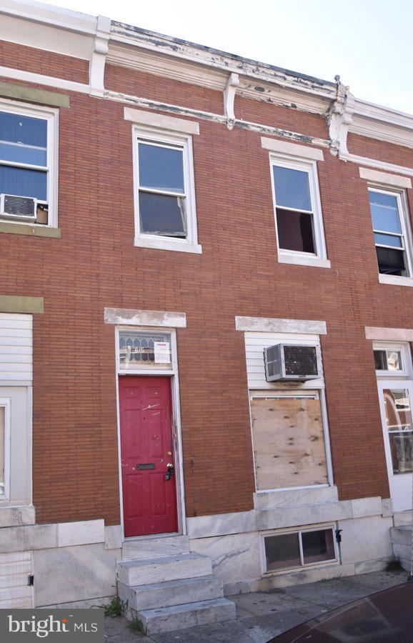 615 Potomac Street N, BALTIMORE, MD 21205 (#1001973022) :: AJ Team Realty