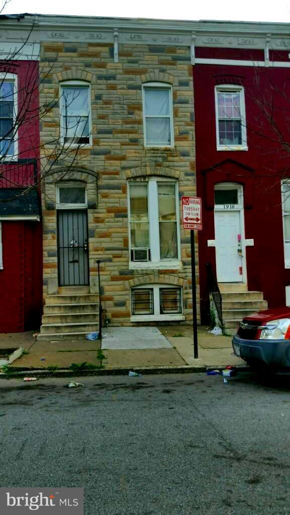 1914 Payson Street, BALTIMORE, MD 21217 (#1001977854) :: The Putnam Group