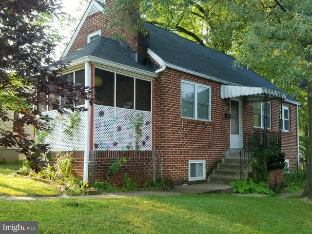 4215 Oglethorpe Street, HYATTSVILLE, MD 20781 (#1001986276) :: Remax Preferred | Scott Kompa Group