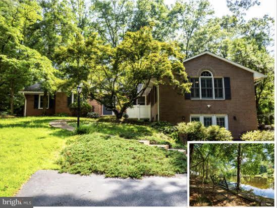 214 Twin Lake Drive, FREDERICKSBURG, VA 22401 (#1001988410) :: Blue Key Real Estate Sales Team