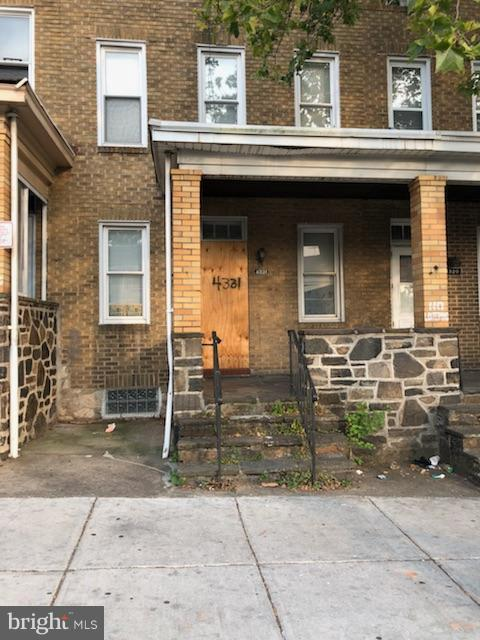 4331 Belair Road, BALTIMORE, MD 21206 (#1002037802) :: ExecuHome Realty