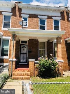 1616 32ND Street, BALTIMORE, MD 21218 (#1002040898) :: Browning Homes Group