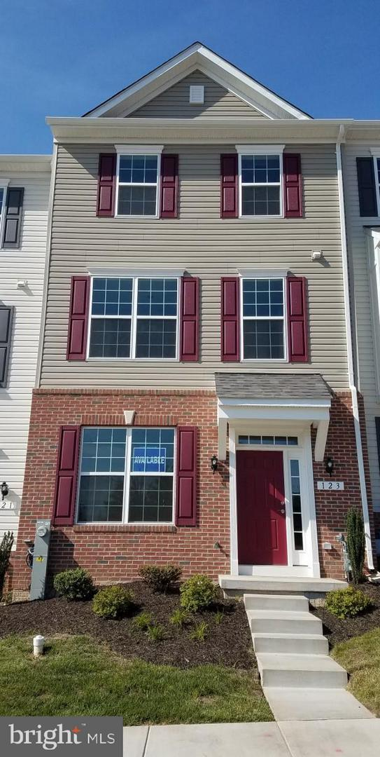 123 Ironwood Court, ROSEDALE, MD 21237 (#1002042774) :: AJ Team Realty