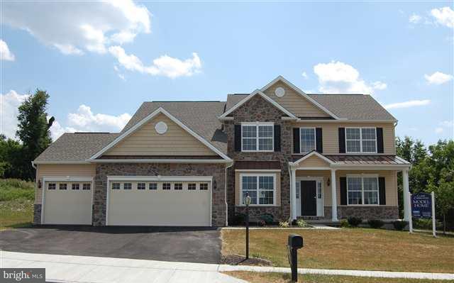 466 Barbara Drive, MECHANICSBURG, PA 17050 (#1002047008) :: The Craig Hartranft Team, Berkshire Hathaway Homesale Realty