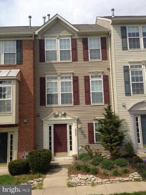 552 Eisenhower Drive, FREDERICK, MD 21703 (#1002069044) :: The Sky Group
