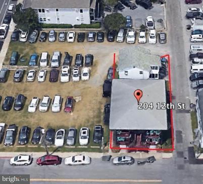 0 12TH Street, OCEAN CITY, MD 21842 (#1002078736) :: The Rhonda Frick Team