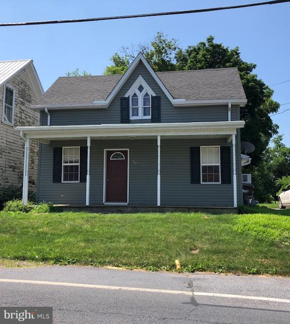 50 Main Street, FAYETTEVILLE, PA 17222 (#1002088782) :: The Craig Hartranft Team, Berkshire Hathaway Homesale Realty