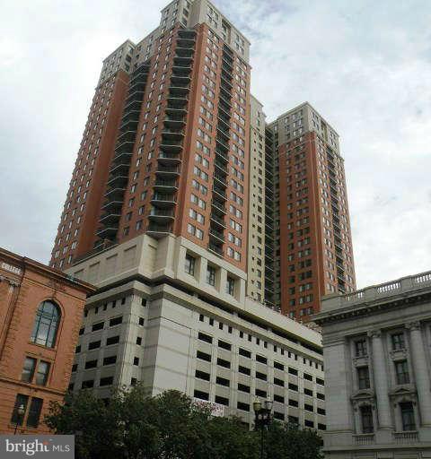 414 Water Street #2011, BALTIMORE, MD 21202 (#1002114292) :: Dart Homes