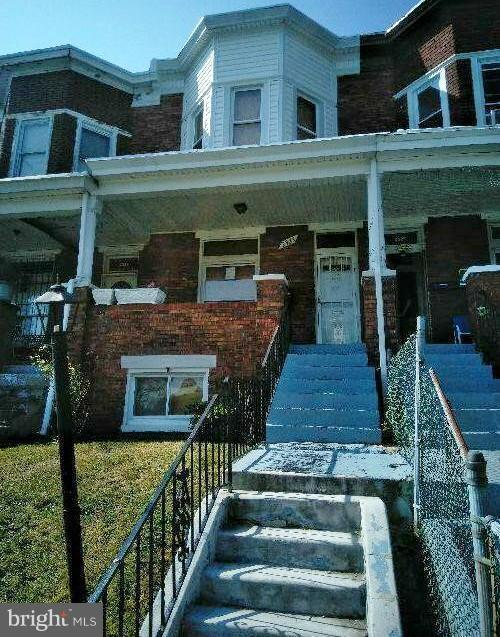 2323 Calverton Heights Avenue, BALTIMORE, MD 21216 (#1002116564) :: The Putnam Group