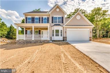 Piscataway Lane Lot 63, HEDGESVILLE, WV 25427 (#1002182752) :: Colgan Real Estate
