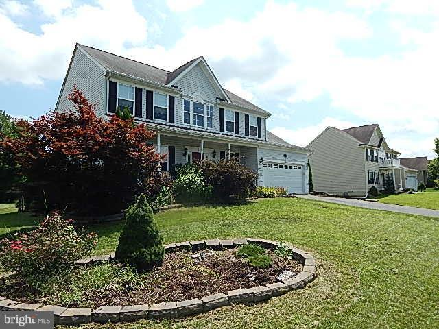 2850 Galaxy Drive, CHAMBERSBURG, PA 17202 (#1002199788) :: Benchmark Real Estate Team of KW Keystone Realty