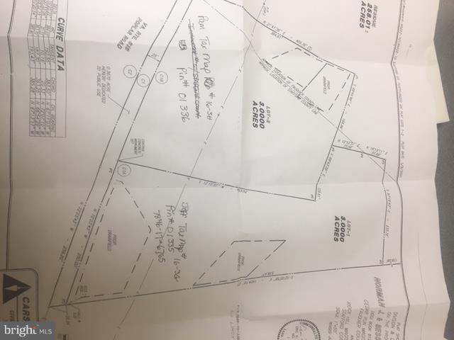 Poplar Road, HARTWOOD, VA 22471 (#1002254424) :: AJ Team Realty