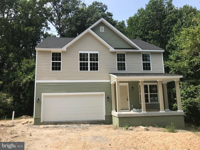 109 12TH Street, COLONIAL BEACH, VA 22443 (#1002264068) :: The Withrow Group at Long & Foster