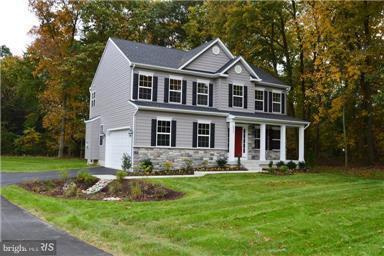 1000 Miller Circle, CROWNSVILLE, MD 21032 (#1002265590) :: Colgan Real Estate