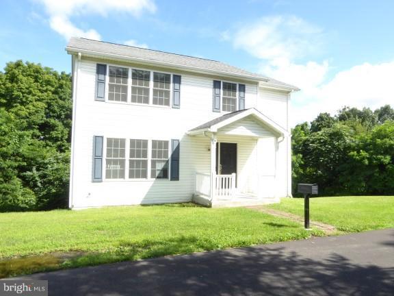 391 Ashland Drive, RIDGELEY, WV 26753 (#1002278820) :: Colgan Real Estate