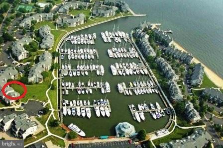 7052 Harbour Village Court T-2, ANNAPOLIS, MD 21403 (#1002292296) :: Dart Homes