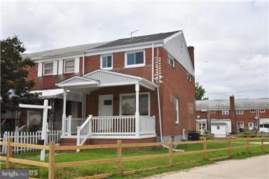 1902 Inverton Road, BALTIMORE, MD 21222 (#1002320414) :: Great Falls Great Homes