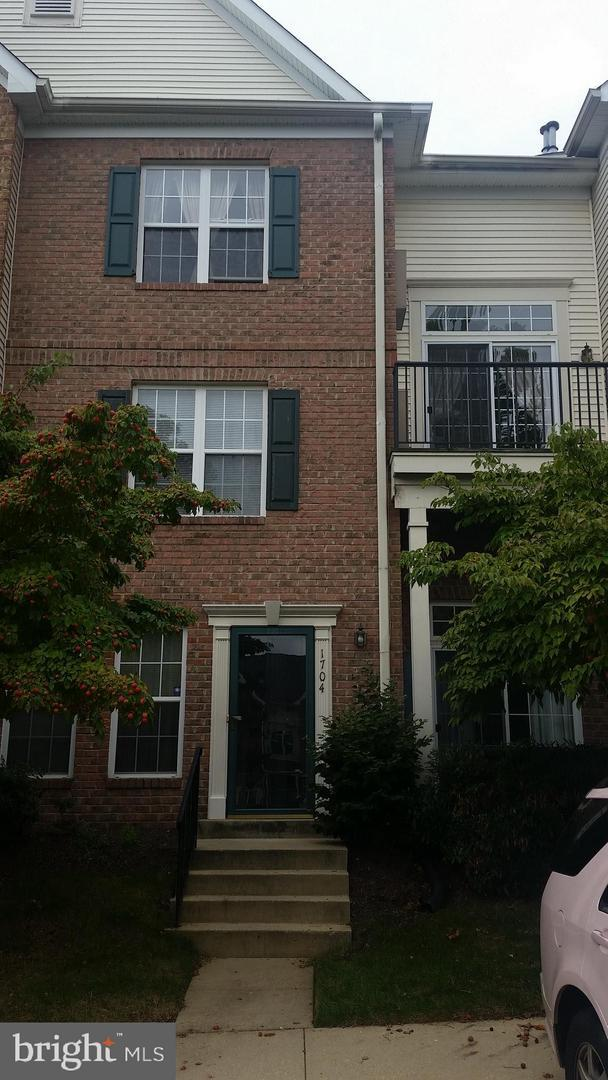 1704 Sycamore Heights Court #95, BOWIE, MD 20721 (#1002336612) :: AJ Team Realty
