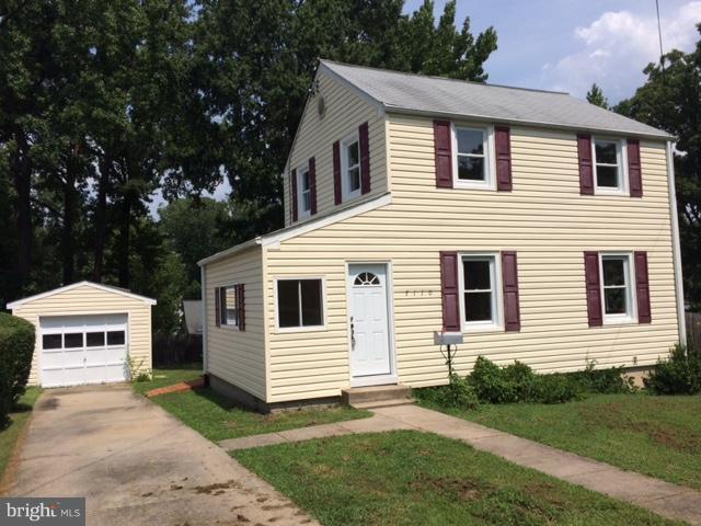 7110 Webster Street, HYATTSVILLE, MD 20784 (#1002345042) :: Colgan Real Estate