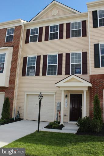 1915 Beckman Terrace, SEVERN, MD 21144 (#1002350600) :: Circadian Realty Group