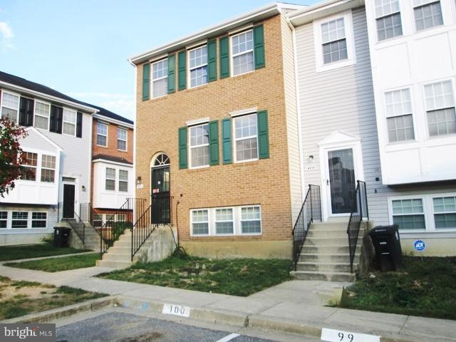 4113 Apple Orchard Court #2, SUITLAND, MD 20746 (#1002483954) :: AJ Team Realty