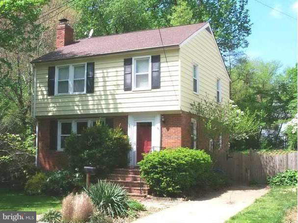 5505 Fairfax Drive, ARLINGTON, VA 22205 (#1002654538) :: Colgan Real Estate