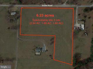 Brown Road, FINKSBURG, MD 21048 (#1002769950) :: Remax Preferred | Scott Kompa Group