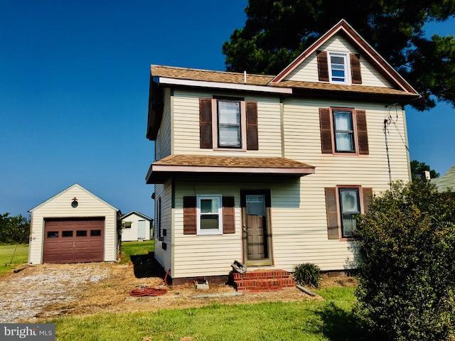 9326 Deal Island Road, DEAL ISLAND, MD 21821 (#1003114646) :: Brandon Brittingham's Team