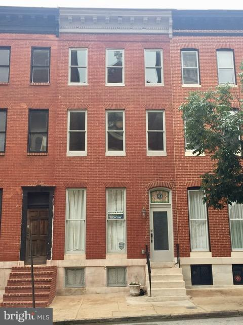 104 Mount Street S, BALTIMORE, MD 21223 (#1003277912) :: Great Falls Great Homes