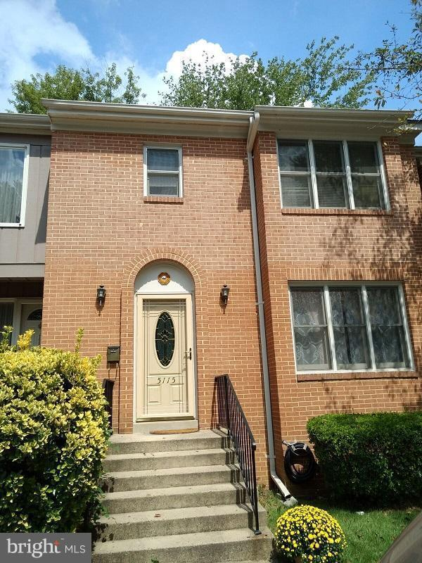 5115 Overlook Park, ANNANDALE, VA 22003 (#1003313298) :: Great Falls Great Homes