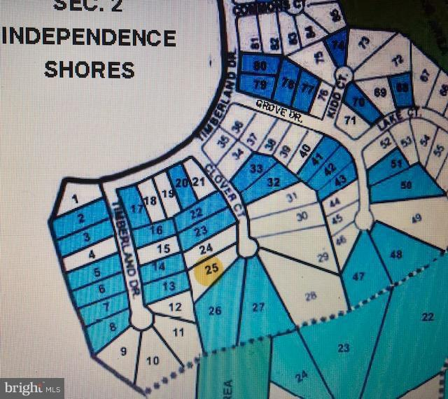 LOT #25 Lot #25 Clover Court, MONTROSS, VA 22520 (#1003730938) :: Eng Garcia Grant & Co.