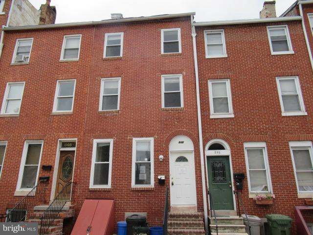 848 Lombard Street, BALTIMORE, MD 21201 (#1005056424) :: AJ Team Realty
