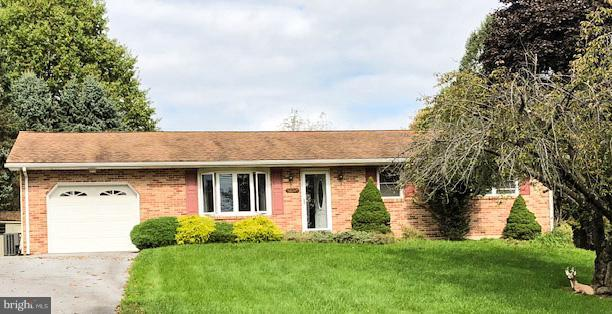 1257 Roush Road, HUMMELSTOWN, PA 17036 (#1005996054) :: Benchmark Real Estate Team of KW Keystone Realty