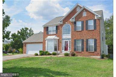 9907 Wooden Bridge Lane, CLINTON, MD 20735 (#1006219596) :: AJ Team Realty