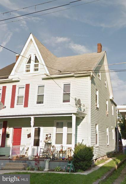 534 Mulberry Street, HAGERSTOWN, MD 21740 (#1006533182) :: ExecuHome Realty