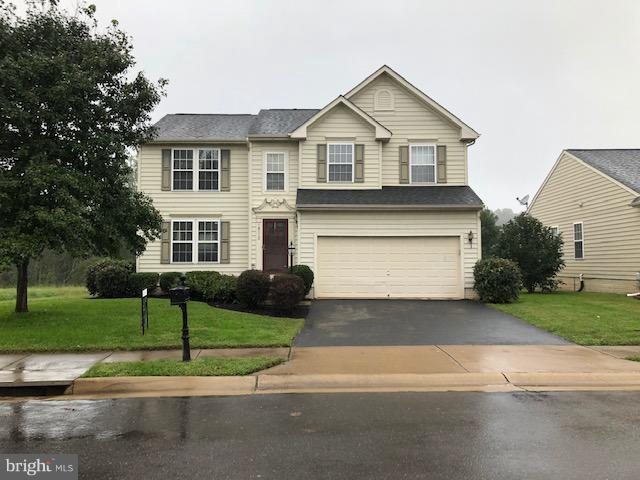 18112 Scenic Creek Lane, CULPEPER, VA 22701 (#1006575958) :: Advance Realty Bel Air, Inc