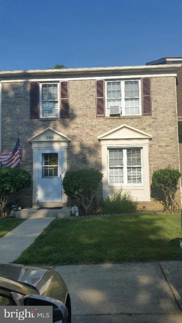 17309 Sandy Knoll Drive, OLNEY, MD 20832 (#1007070668) :: Advance Realty Bel Air, Inc