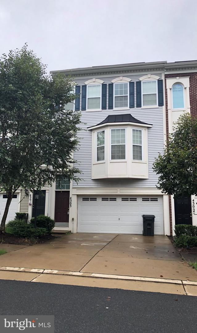4303 Potomac Highlands Circle, TRIANGLE, VA 22172 (#1007106106) :: Advance Realty Bel Air, Inc