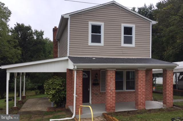 2102 Dupont Avenue, SUITLAND, MD 20746 (#1007433580) :: Colgan Real Estate