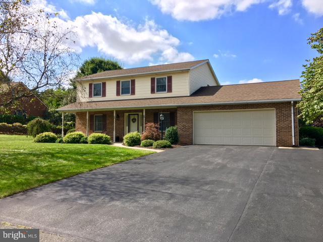 3507 Eagle Drive, CHAMBERSBURG, PA 17202 (#1007537904) :: Colgan Real Estate
