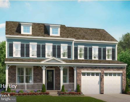0 Broad Wing Drive, ODENTON, MD 21113 (#1007542128) :: Colgan Real Estate